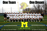 ONE TEAM ONE DREAM 18X12