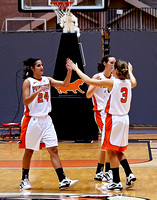 PRINCETON UNIVERSITY WOMEN'S BASKETBALL 2011-12