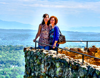 RUBY FALLS & LOOKOUT MOUNTAIN & ROCK CITY