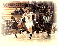 PRINCETON WOMEN'S BASKETBALL 2014-15