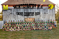 MHS CROSS COUNTRY 2015