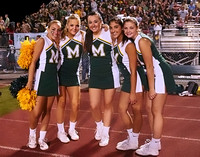 MHS CHEER, FALL 2015