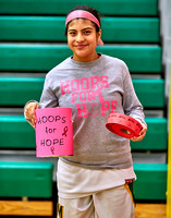 HOOPS FOR HOPE & SOME CHEER 1-28-16