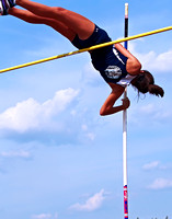 MHS GIRLS POLE VAULT 5-16-12