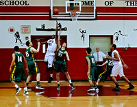 MHS VS NORTH PLAINFIELD 1-17-12